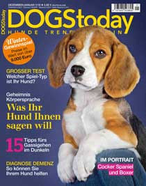 DOGStoday Magazin